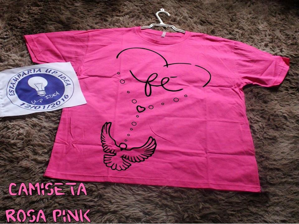 b39763527b Camiseta Fé C068 no Elo7
