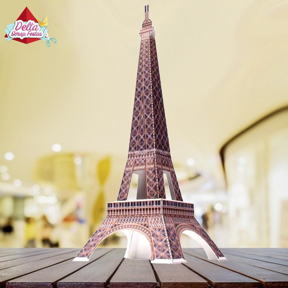 Arquivo Silhouette Torre Eiffel Paris No Elo7 Scrap Arte Store