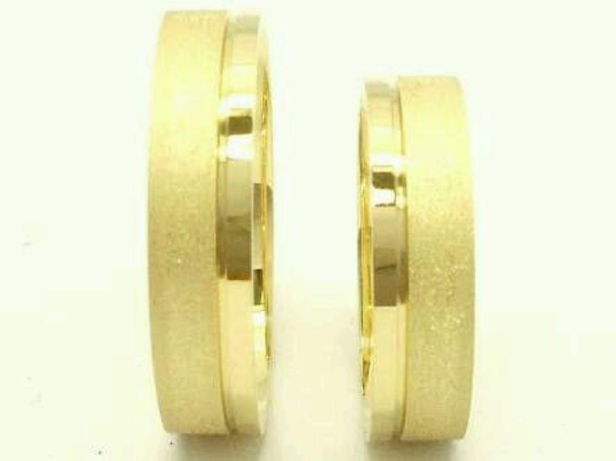 Semi joias de prata banhada a ouro