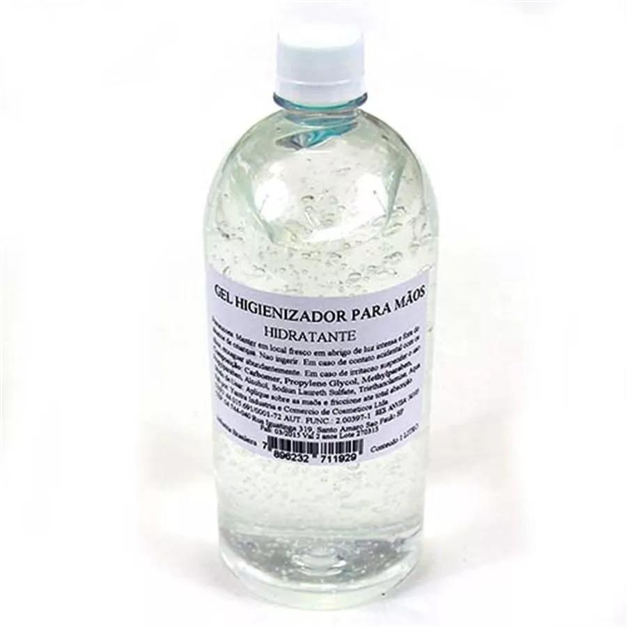 Alcool Em Gel Higienizador Perfumado E Colorido 1 Litro no Elo7   Re ... 3fc7110c18