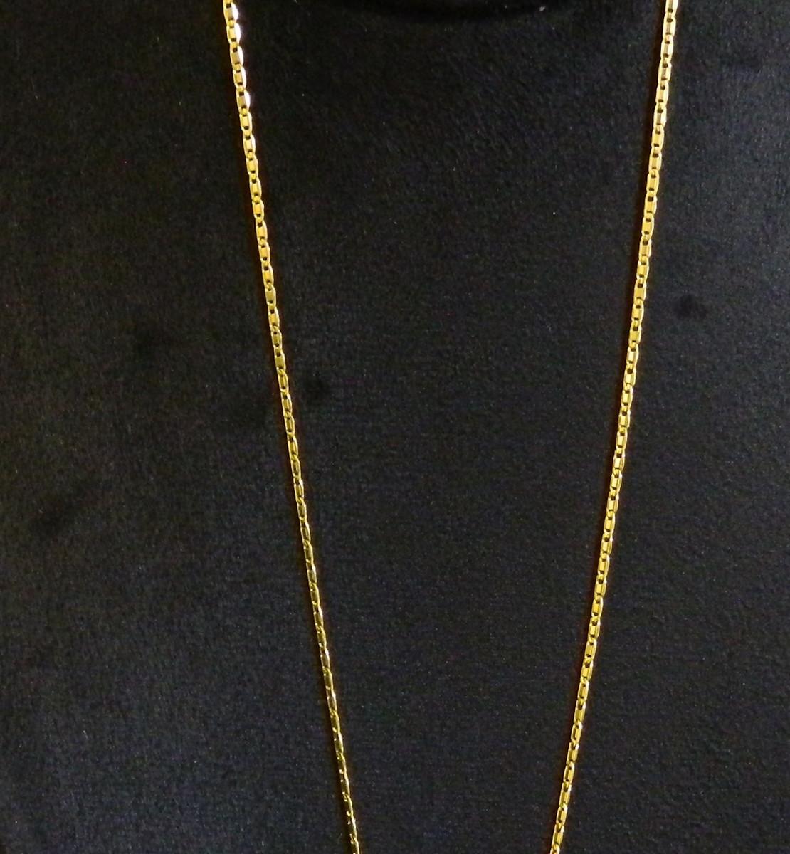 60f7aa5949ad5 Corrente Cordão Piastrine + Garantia no Elo7   MMR Artesanatos (9E78CE)