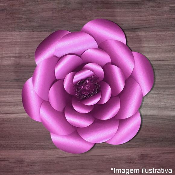molde flor gigante no elo7 design scrap festas aaeebb