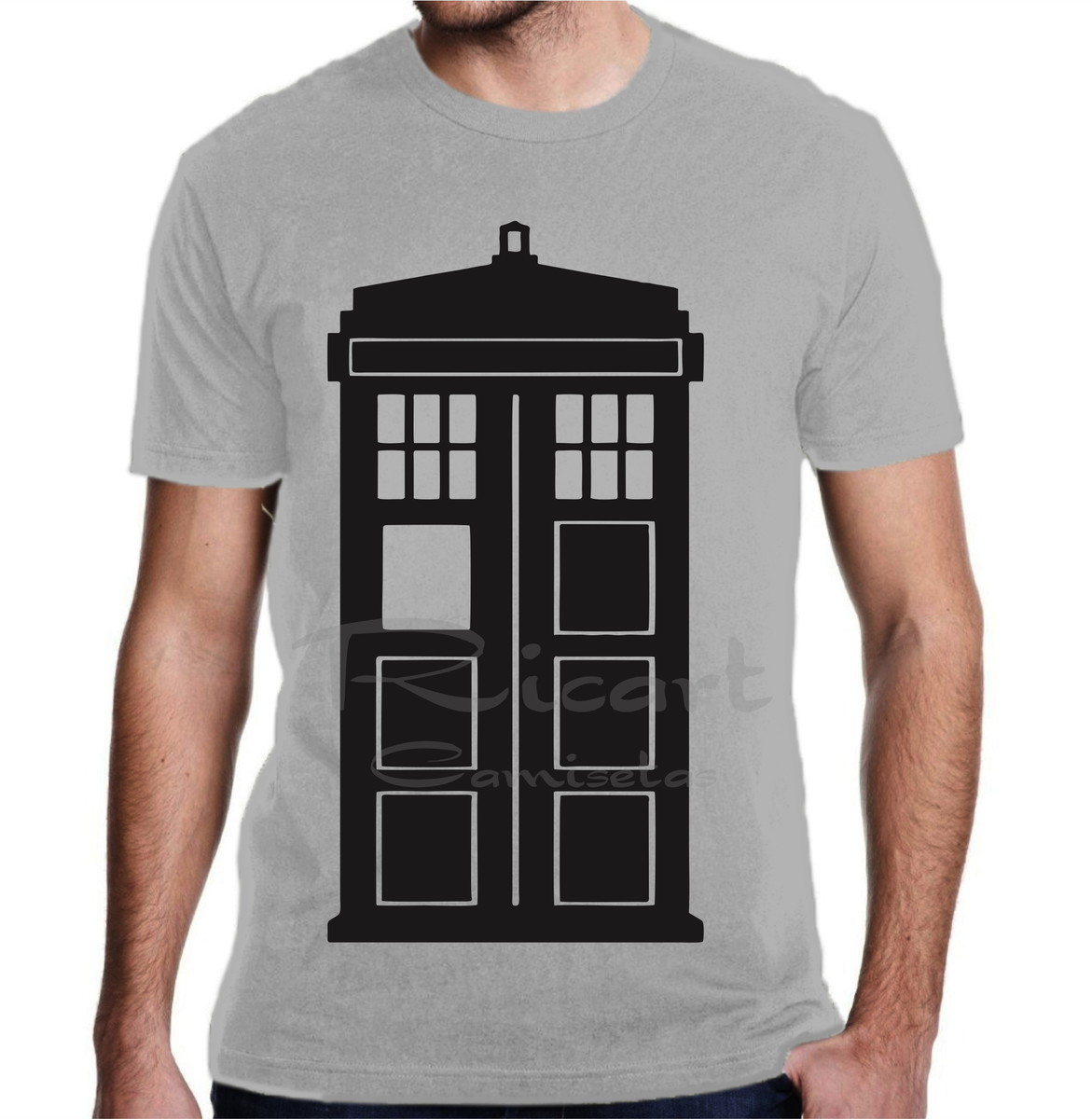 f5ab68c4afd9c Camiseta Doctor Who Time Lords Série Mod 03A no Elo7 | Ricart ...