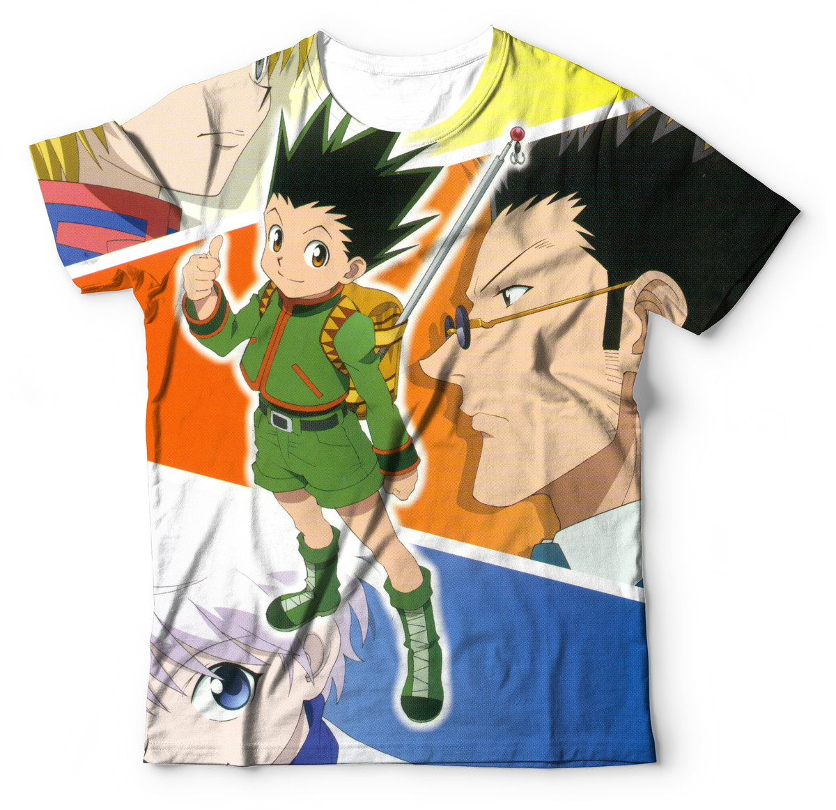 9189b44d276 Camiseta Camisa Blusa Anime Hunter X Hunter - Gon Freecss no Elo7 ...