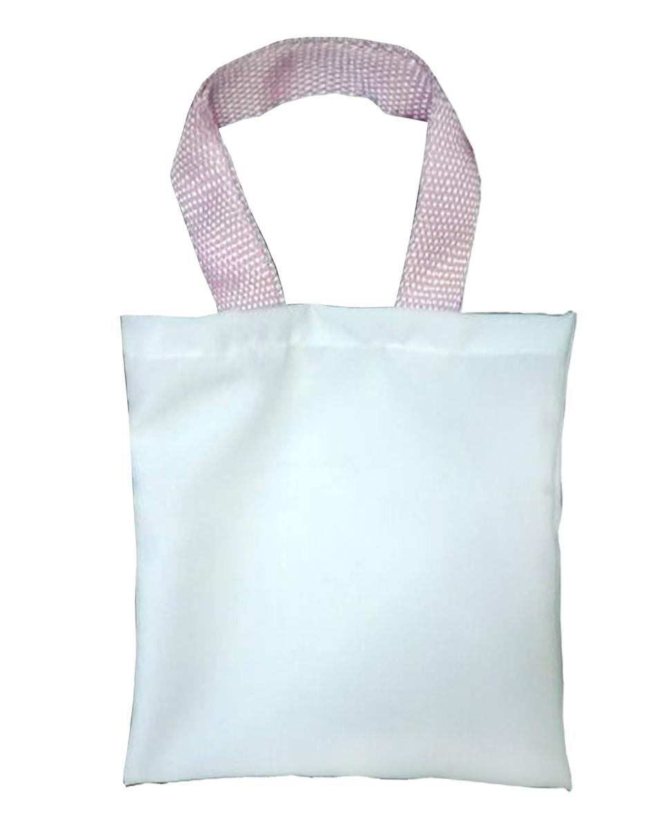 Mini sacola ecobag para sublimar 25x20 no Elo7  55bf4317639