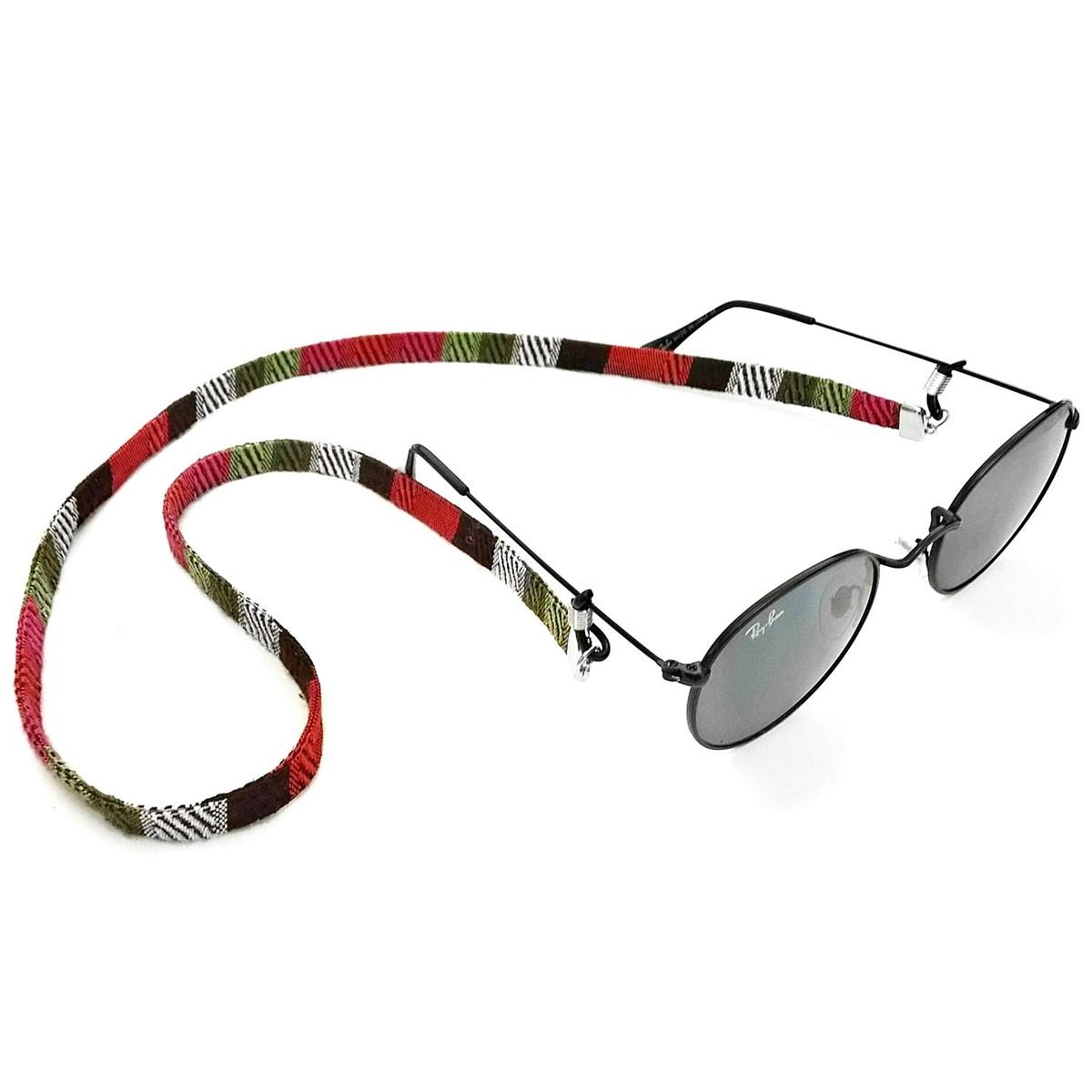92b19adc35c0c Cordão De Segurança Para Óculos Cordinha Para Leitura no Elo7   HAZE BRASIL  - Pulseiras (