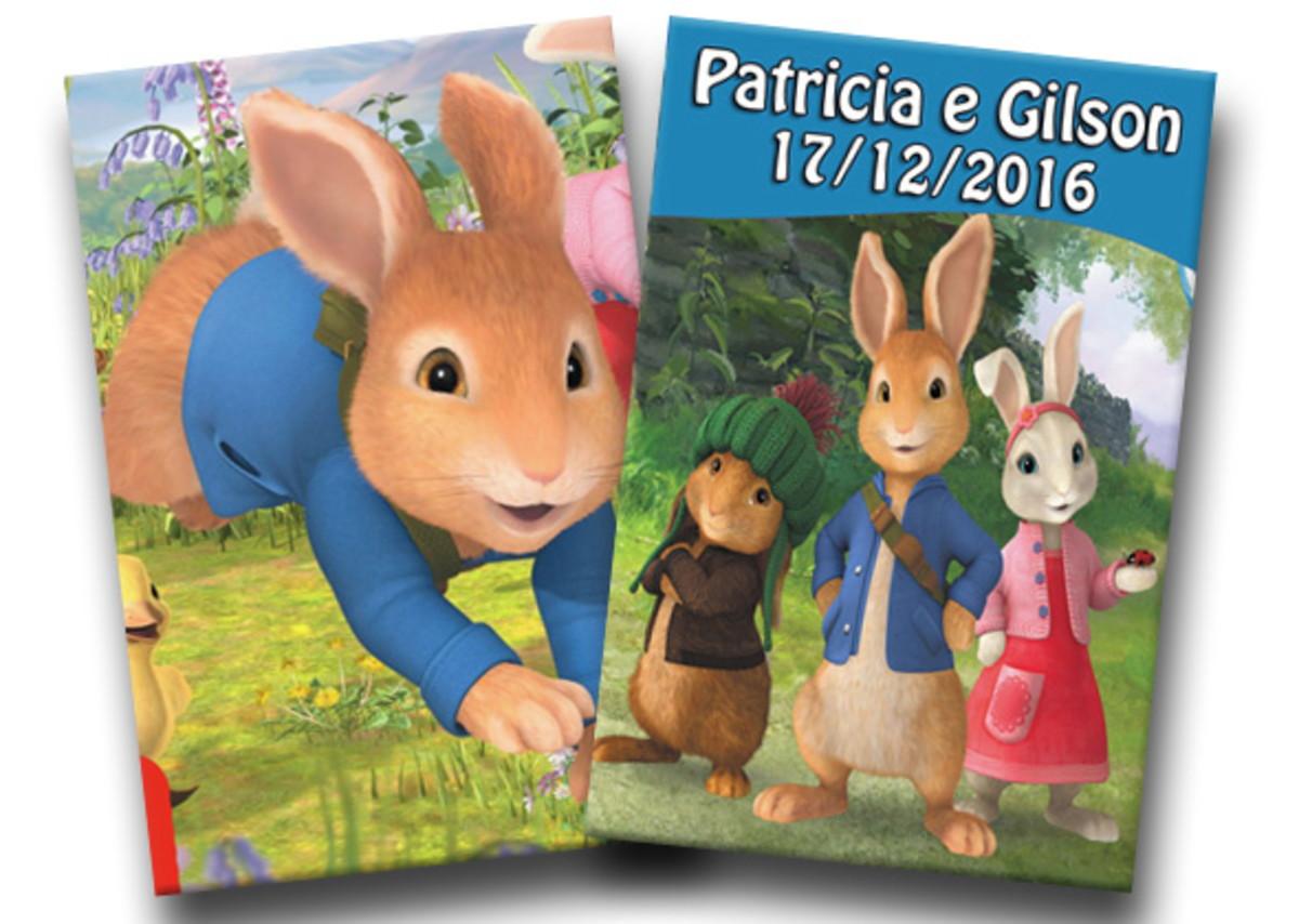 Revista De Colorir Peter Rabbit 14x10 No Elo7 Tudo De Festa