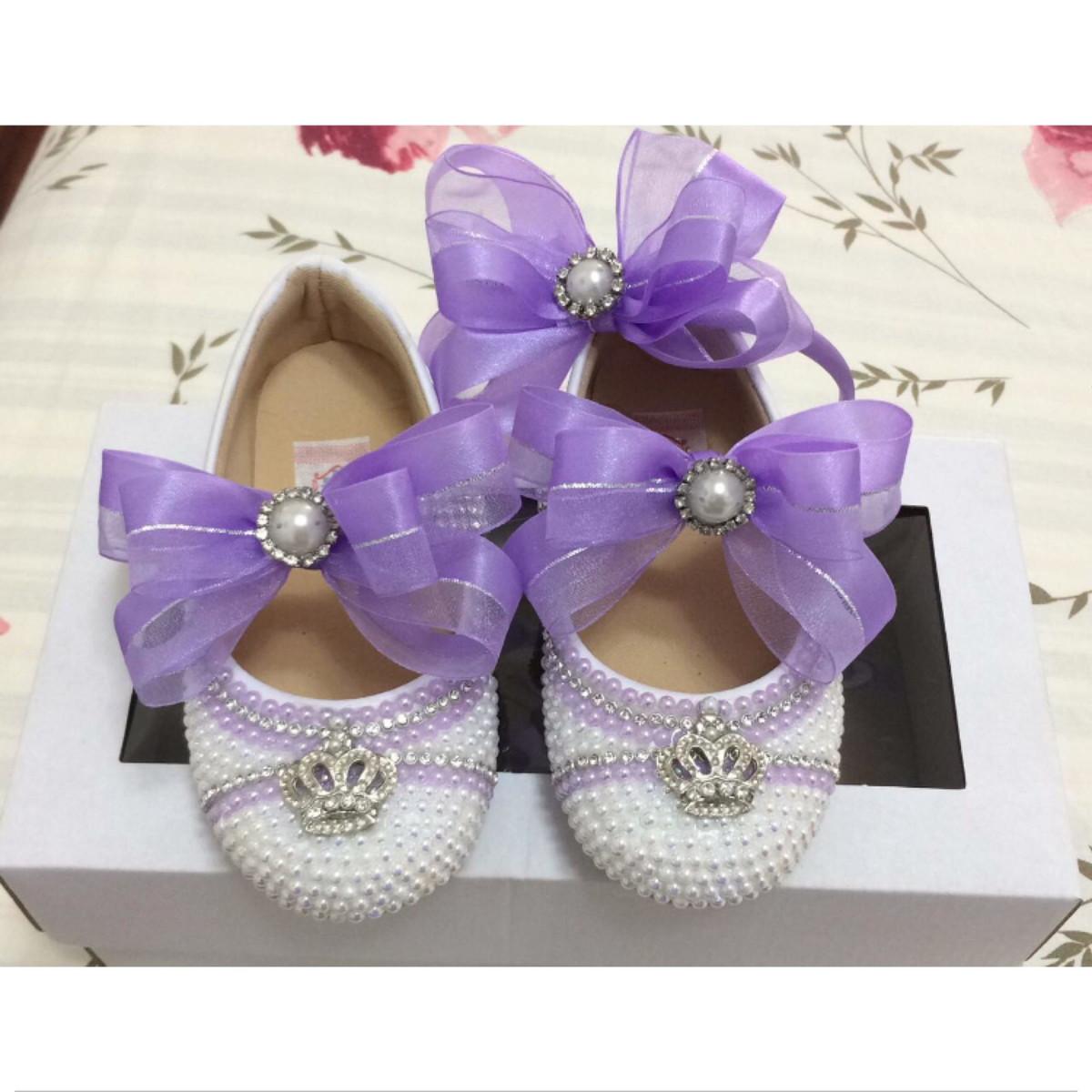 7635547f1 Sapato Infantil Customizado no Elo7 | SANDRA ACESSÓRIO (ABD066)