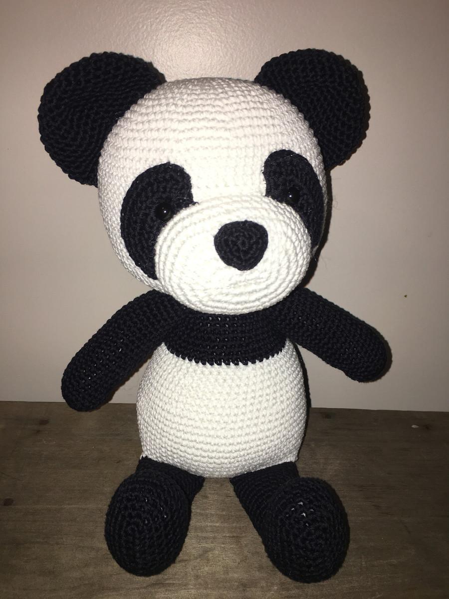 Mimi Panda - Julio Toys | Crochet patterns | Amigurumi | 1200x900