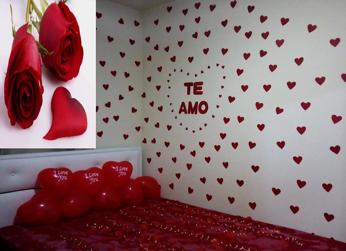 Populares Surpresa romântica pra namorados bem querer no Elo7 | Debela artes  WS65