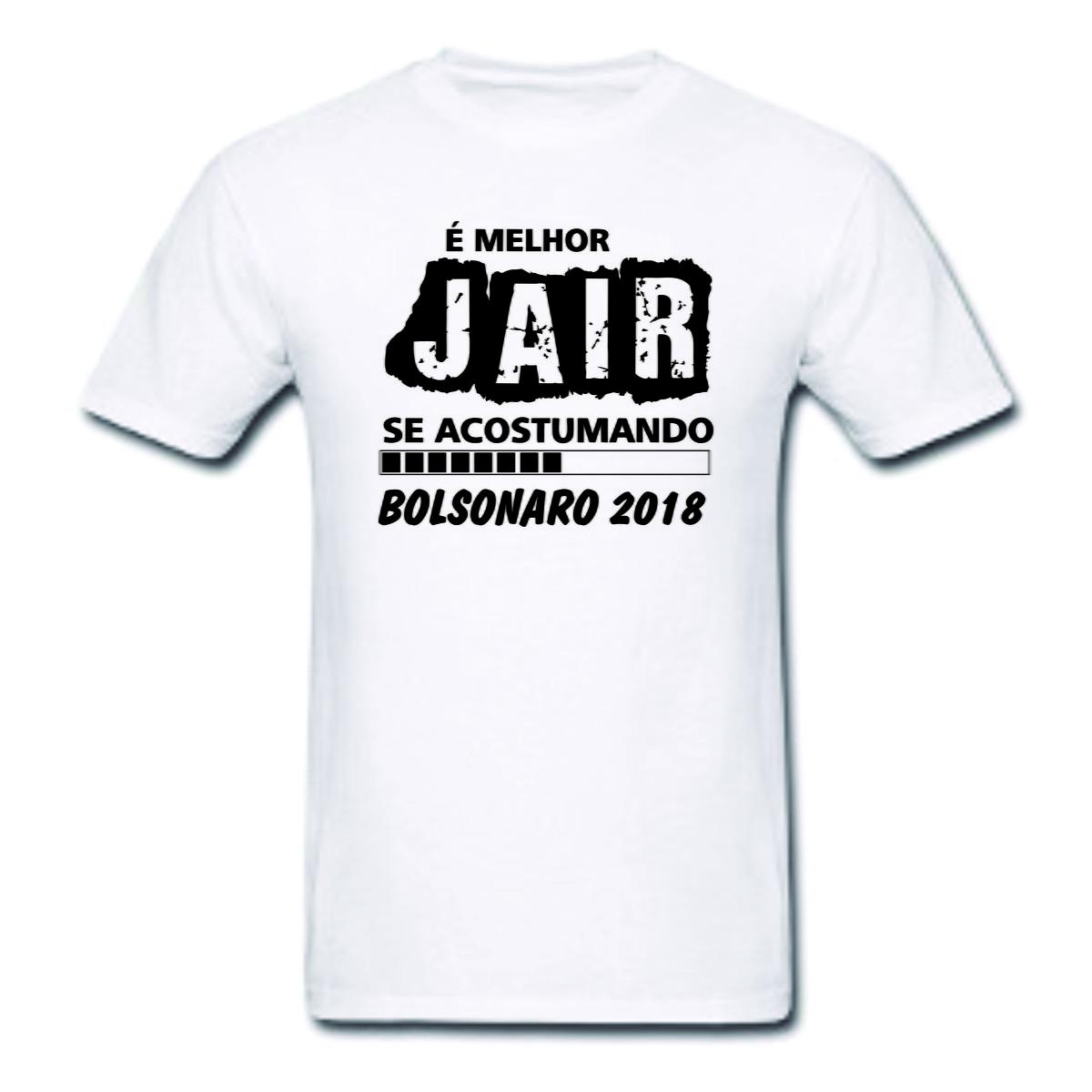 b0c9131f4f6ee2 Camiseta Bolsonaro no Elo7   Loja Das Camisetas (AC0FC5)