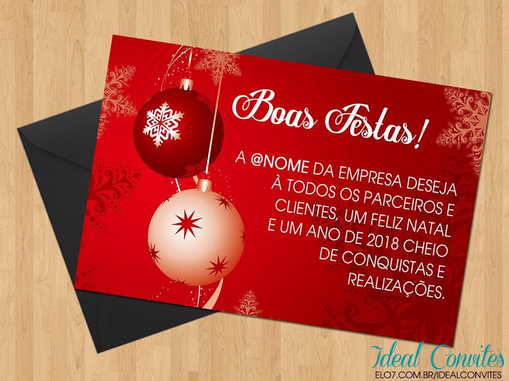 Cartão Natal No Elo7 Ideal Convites Ac638c