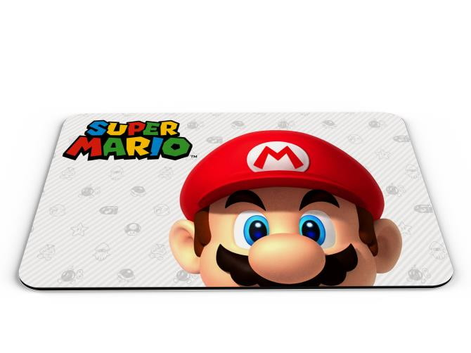 mouse pad mario