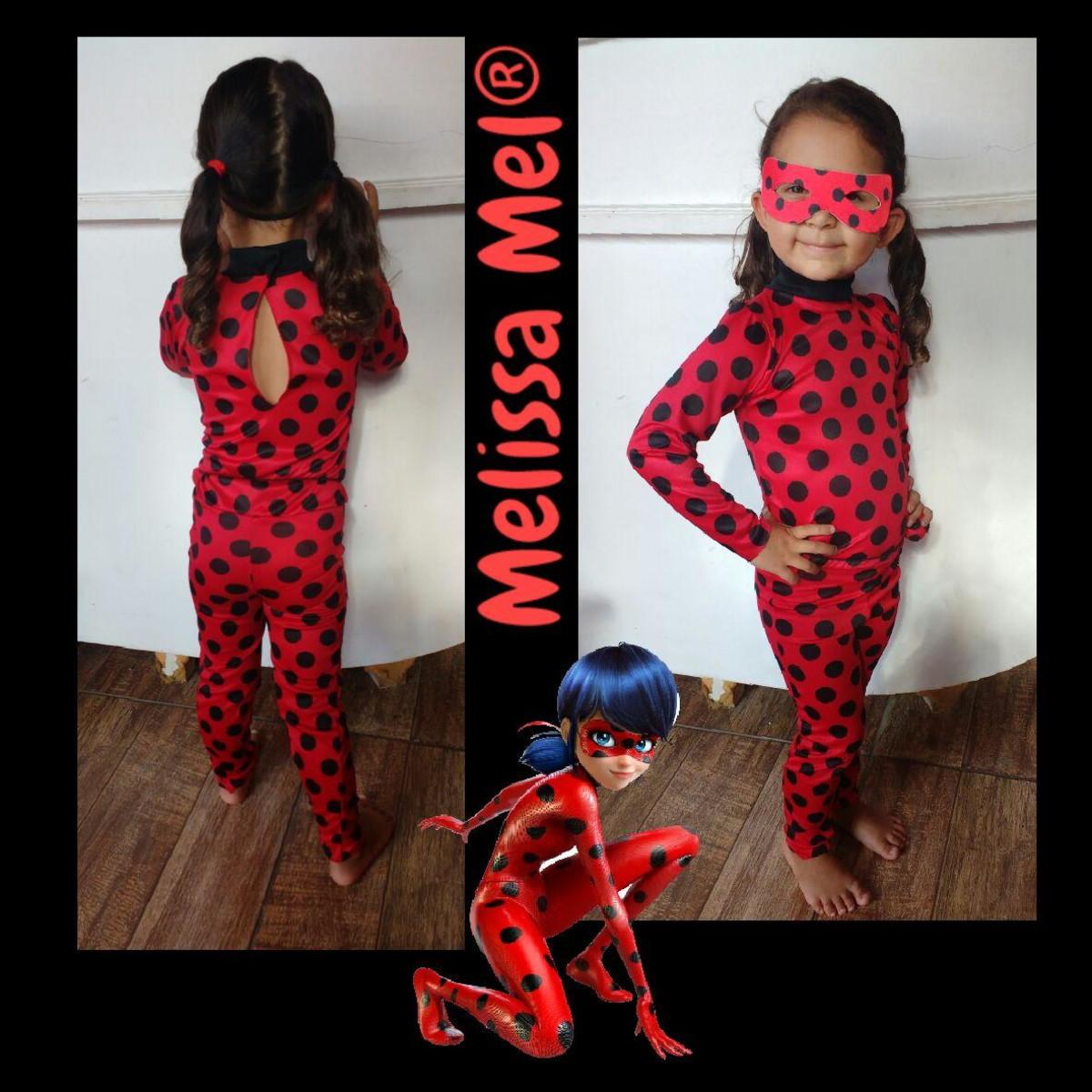 171792214f92e9 Macacão da Ladybug