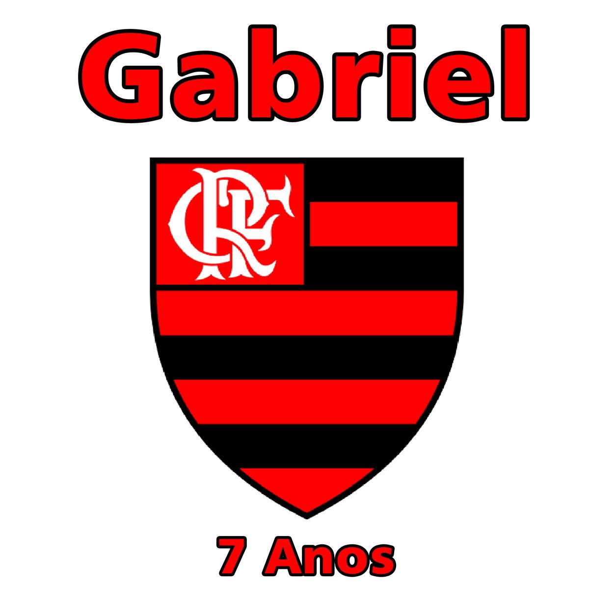 Placa Pvc Personalizada Painel Decorativo Tema Flamengo No Elo7