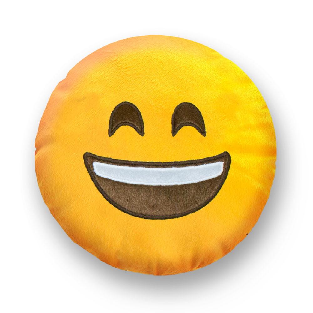 Almofada Emoji Feliz Personalização No Elo7 Aquele Presente