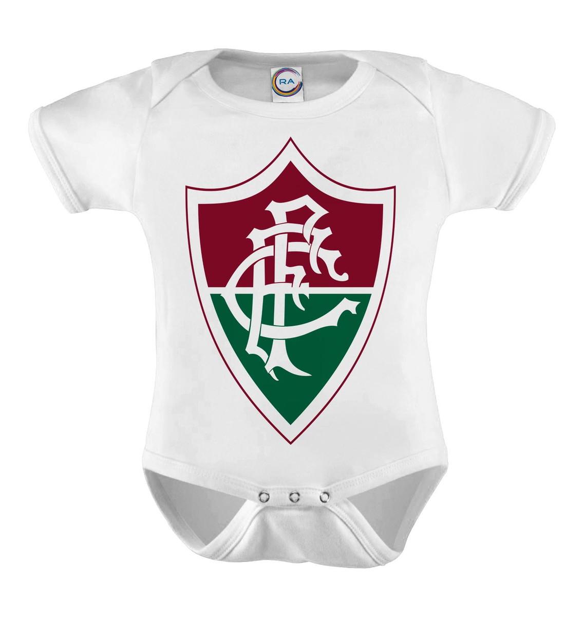 Body Infantil Fluminense no Elo7  07c1fc12524f4