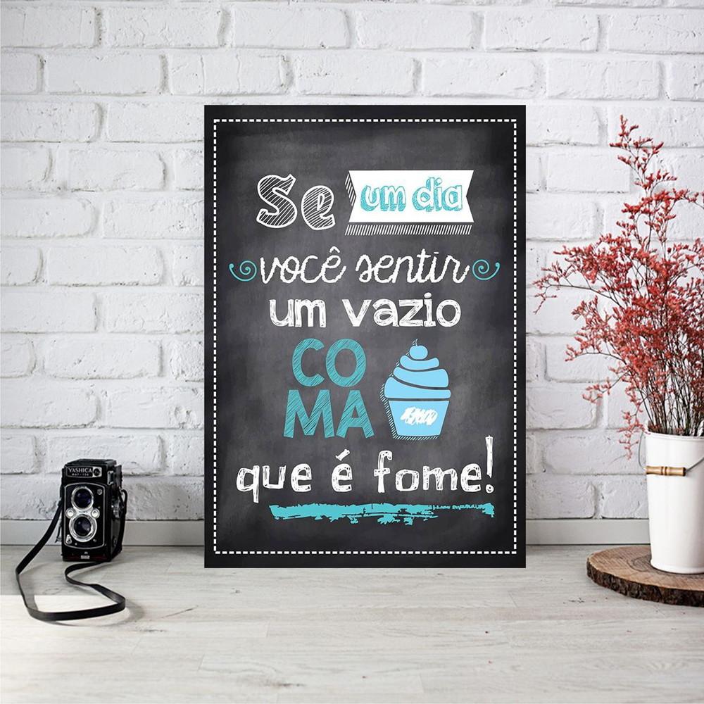Placa decorativa cozinha engra ada e divertida no elo7 - Placas decorativas para pared interior ...