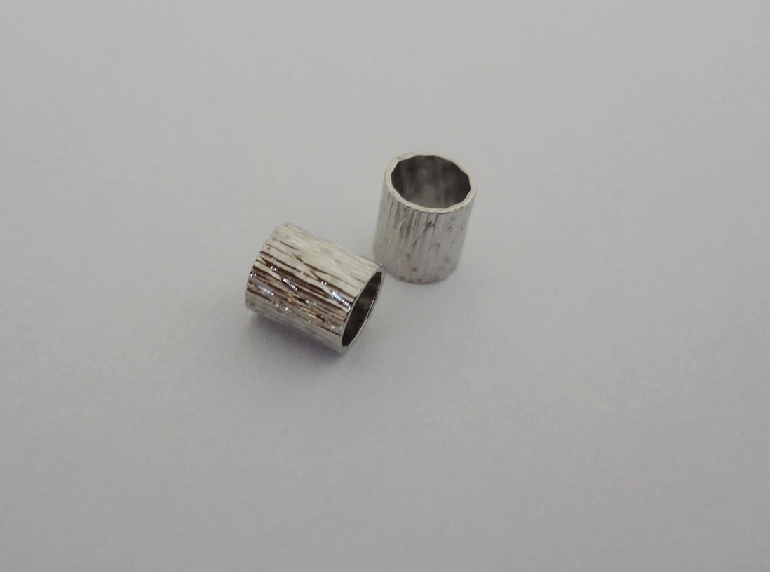 Separador Folheado a Ródio - Listado - Pingentes no Elo7   Pedra do ... 15b766e6c1