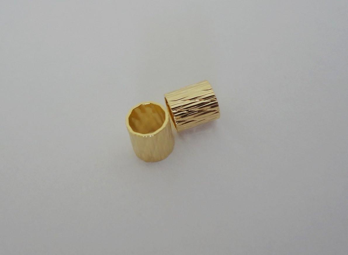 Separador Folheado a Ouro - Listado - para Pingentes no Elo7   Pedra ... 27928151d3