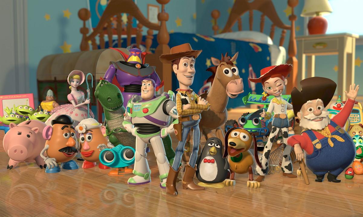 Resultado de imagem para Toy Story 1