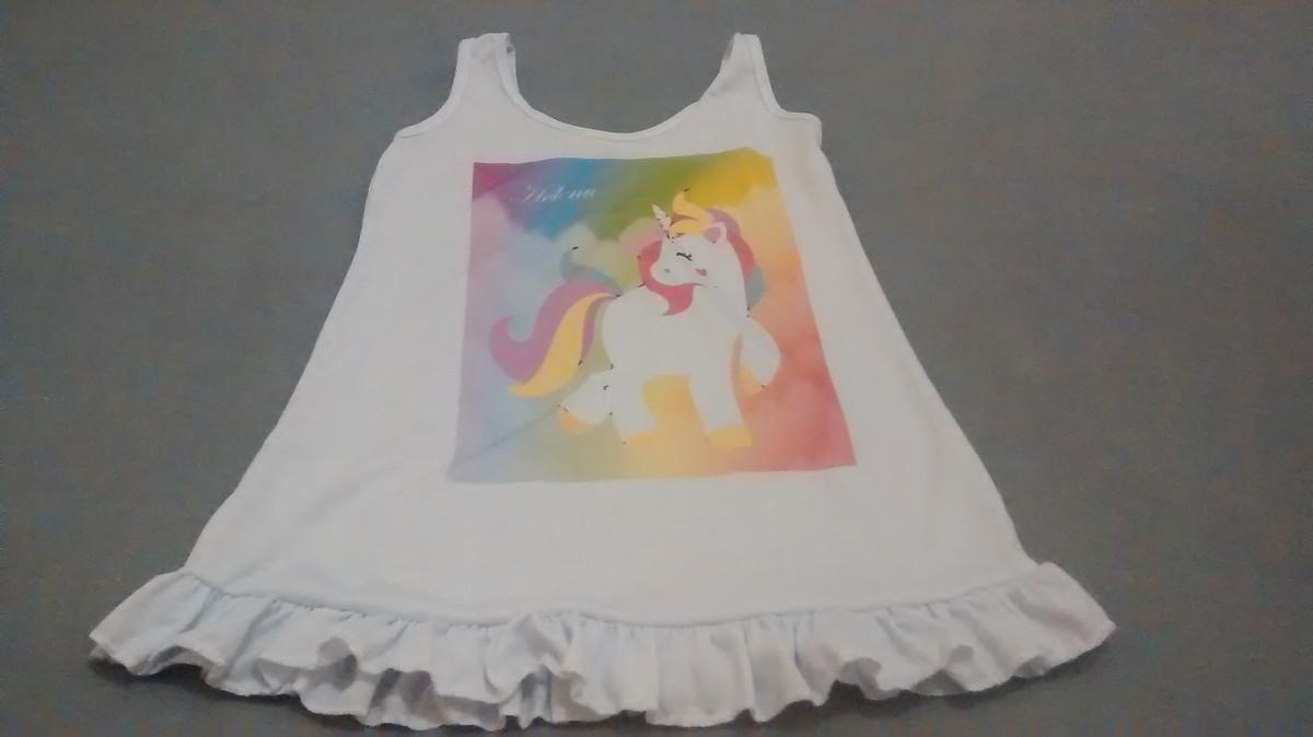 4664d12c1 Pijama infantil camisola ou short Doll personalizado no Elo7