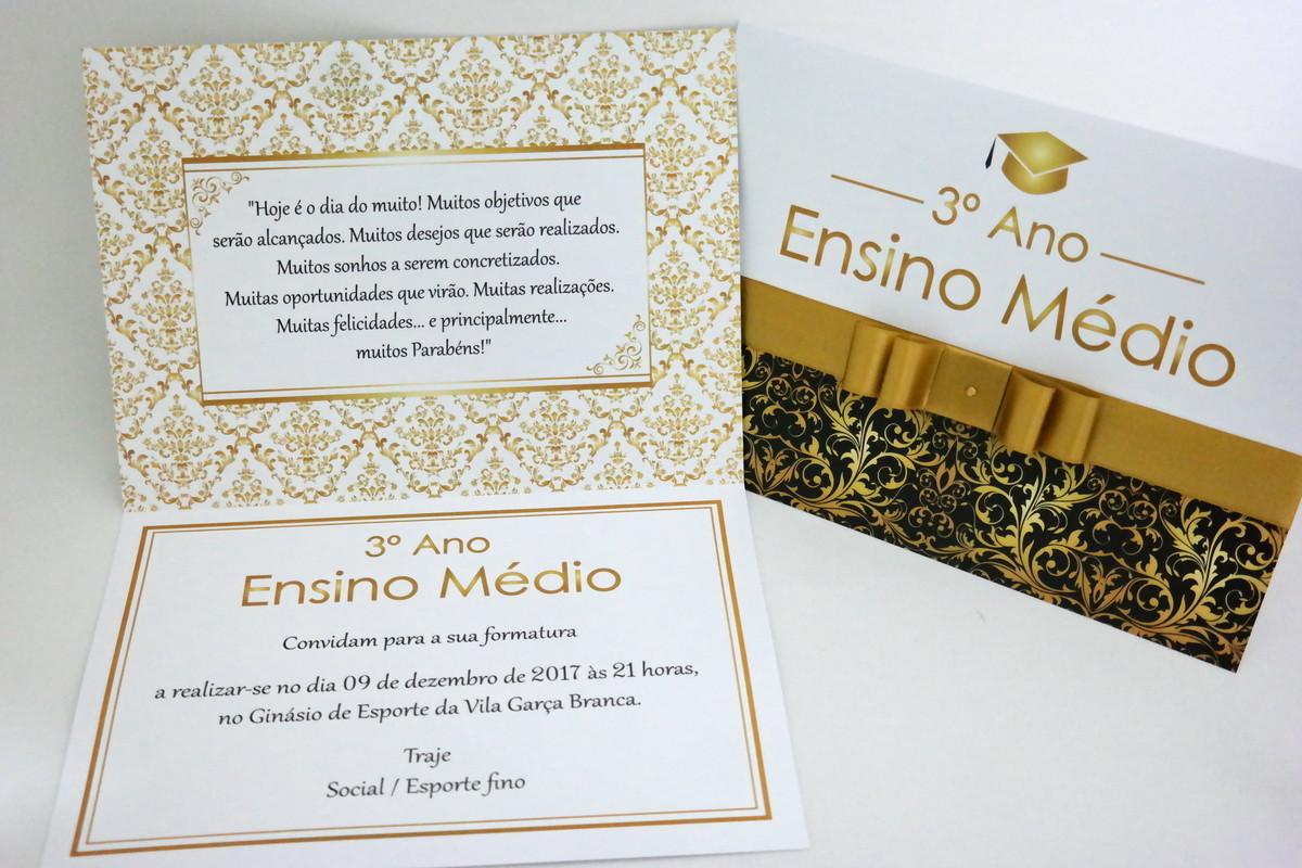 Convite Para Formatura No Elo7 Re Design Convites Personalizados
