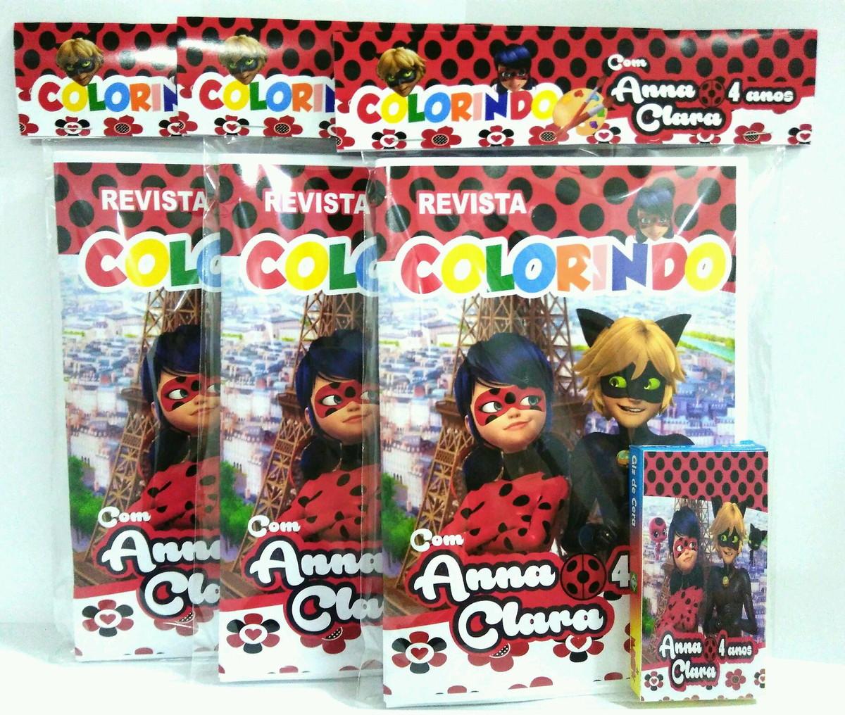 Livro De Colorir Lady Bug No Elo7 Atelie Da Babi Personalizados