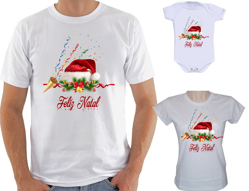 0f590a227 Camiseta Personalizada Natal Baby Look/Infantil/Plus Size no Elo7 ...