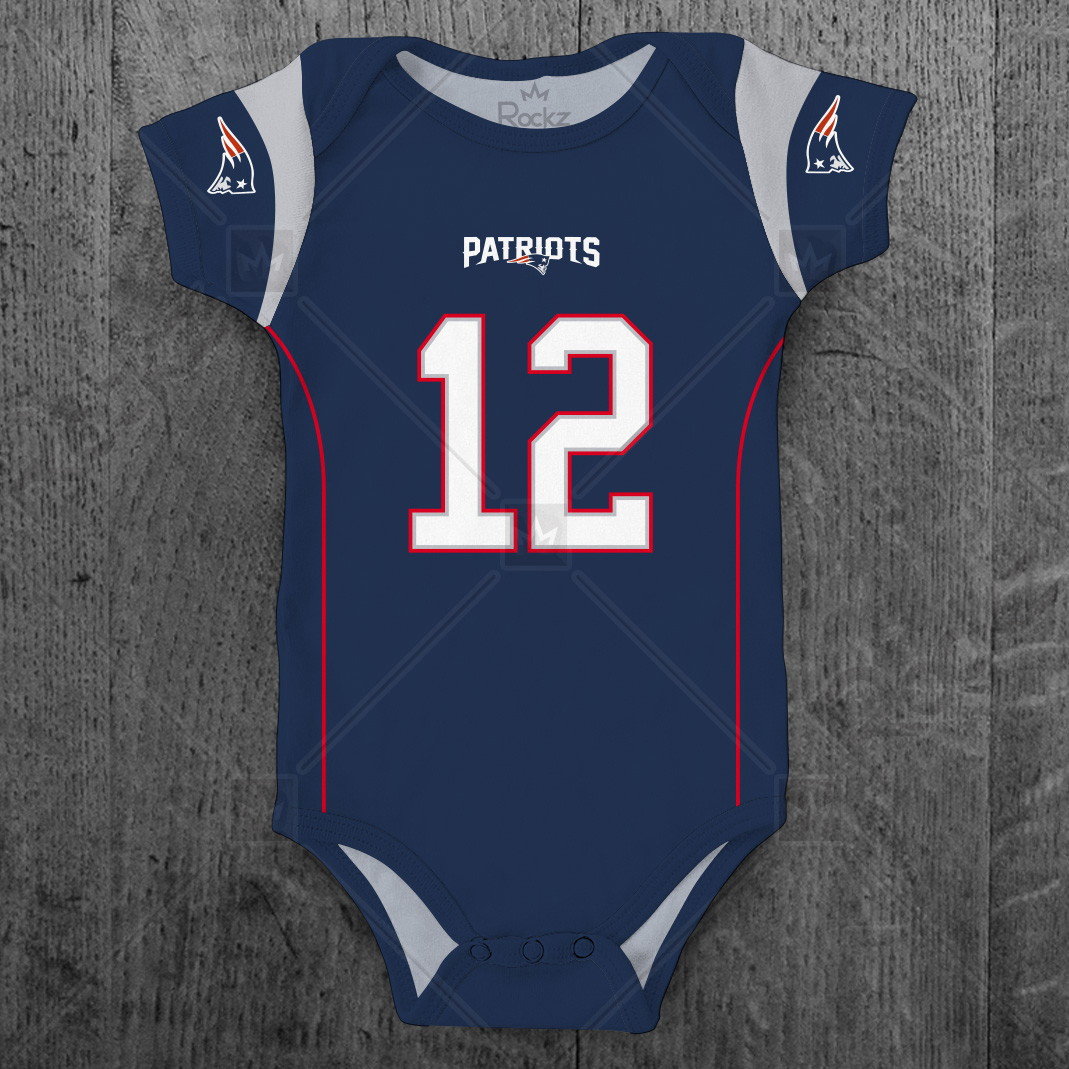 Body NEW ENGLAND PATRIOTS Futebol Americano no Elo7  d0fb714678e59