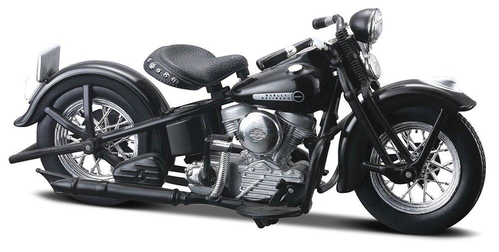 Miniature Moto Harley Davidson
