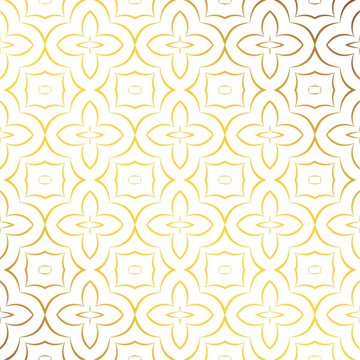 Adesivo papel de parede geom trico dourado escolha a cor - Papel autoadhesivo para paredes ...