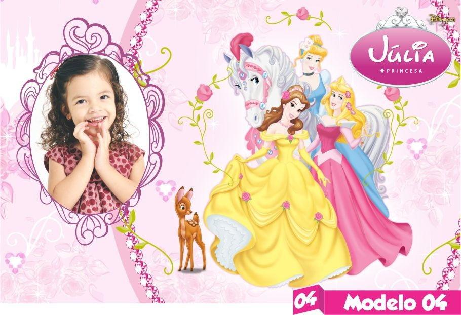 Princesas disney painel lona festa aniversrio infantil hd no elo7 zoom princesas disney painel lona festa aniversrio infantil hd thecheapjerseys Images