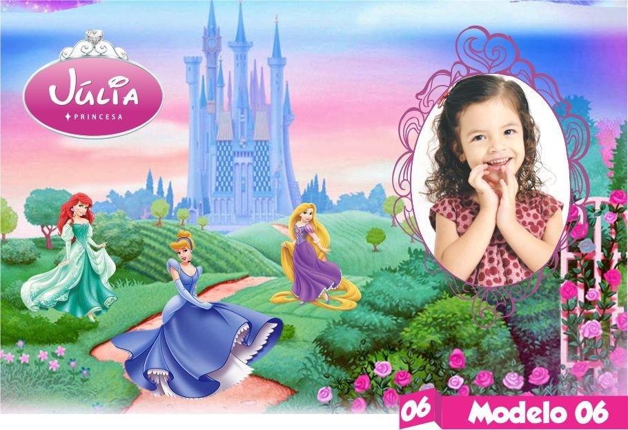 Painel lona princesas disney festa aniversrio infantil hd mad zoom painel lona princesas disney festa aniversrio infantil hd thecheapjerseys Choice Image