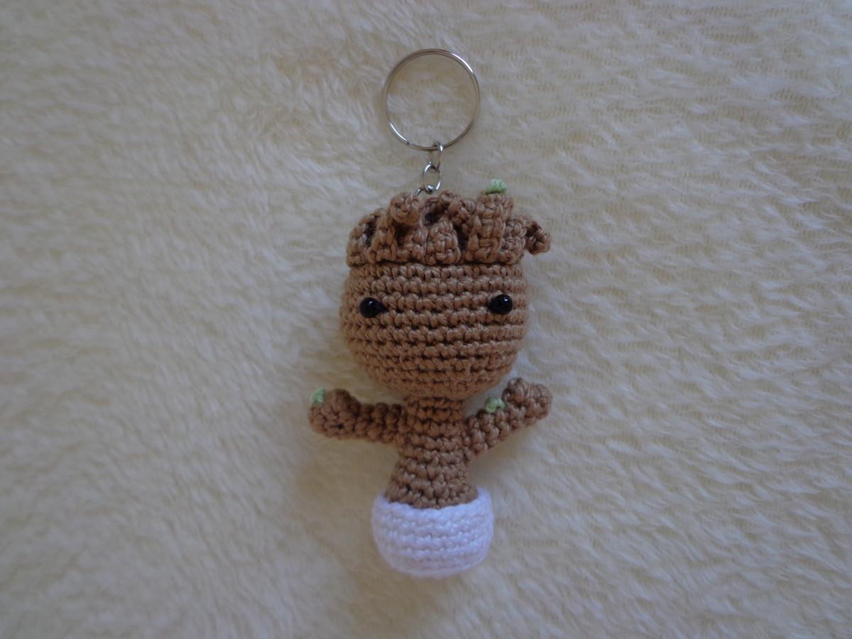 Groot » 53stitches » Free Amigurumi and Crochet Patterns and Tutorials | 900x1200