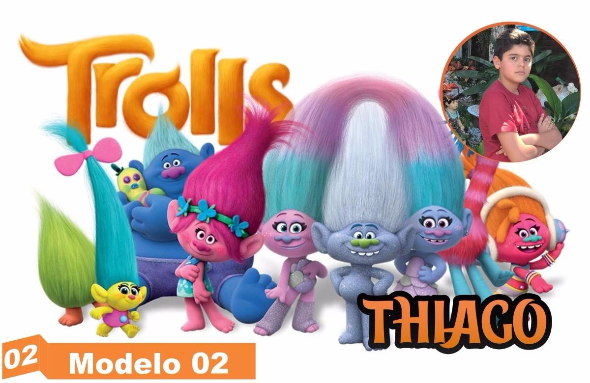 Painel Lona Trolls Poppy Branch Festa Aniver Alta Resolucao No Elo7 Mad Boy Adesivos B24cd2
