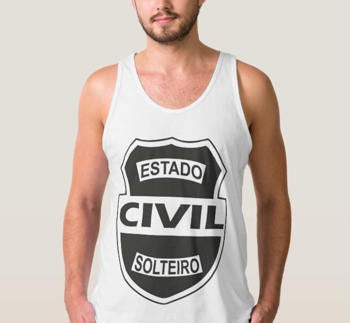 142c79f0bf Camiseta Regata Masculina no Elo7