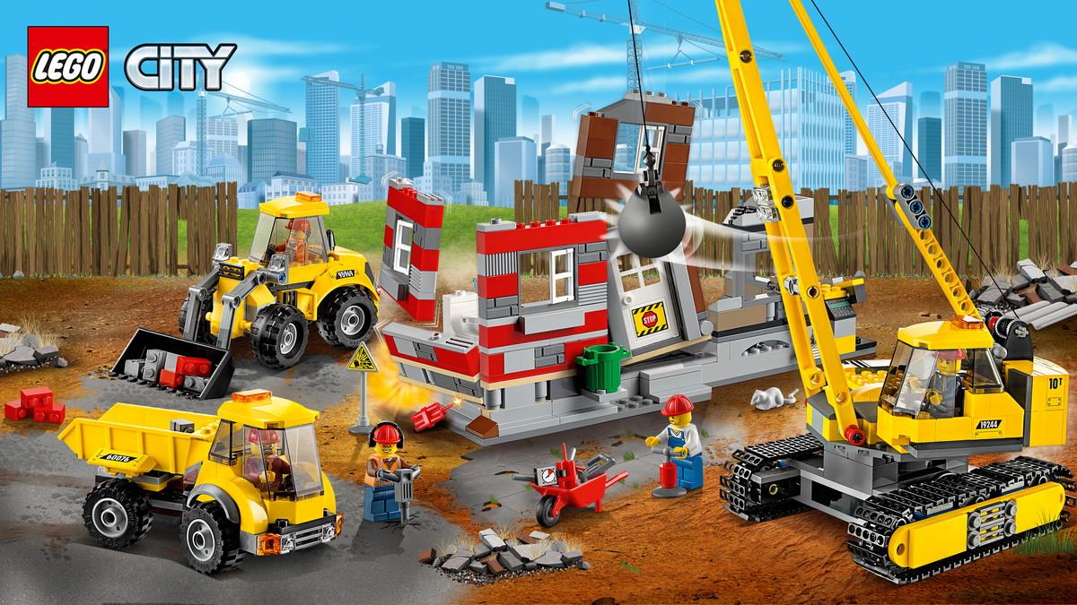 Painel Festa Lego City 200x100M