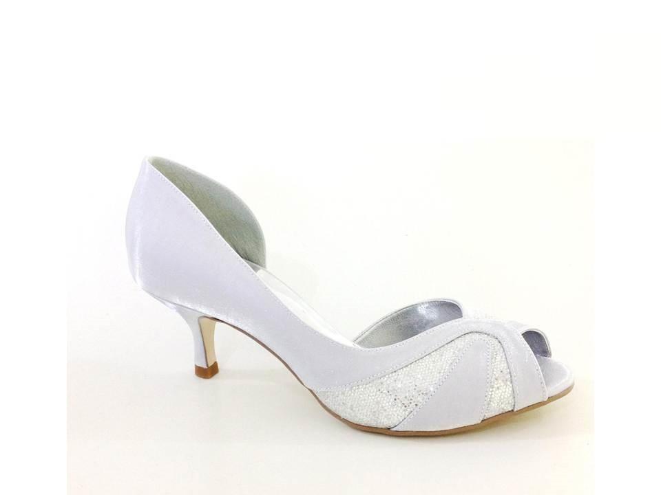09ff7d8a6 Sapato De Noiva Branco no Elo7 | AppleShoes (B33E63)