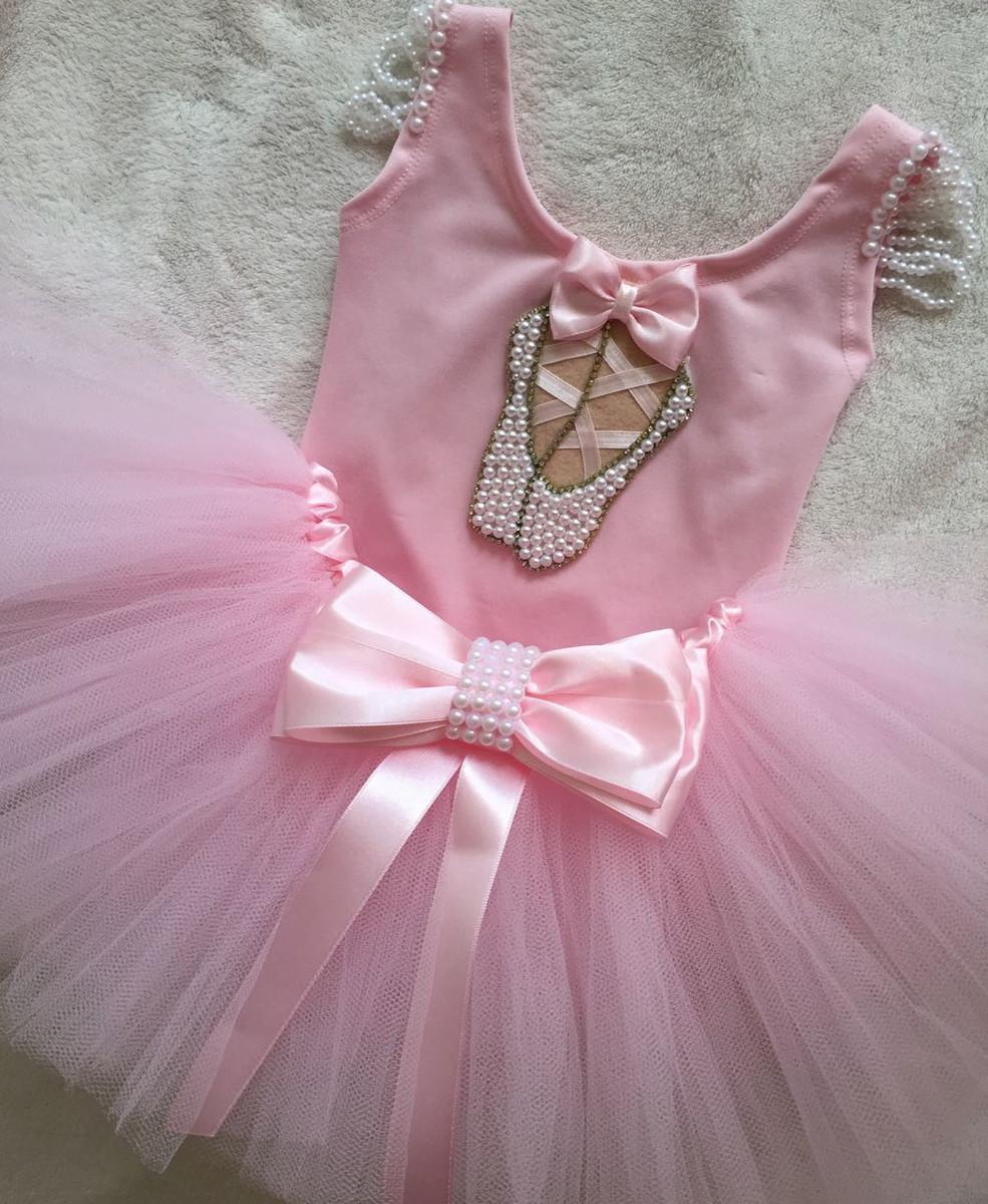 ddd1214463 Fantasia de bailarina tutu no Elo7