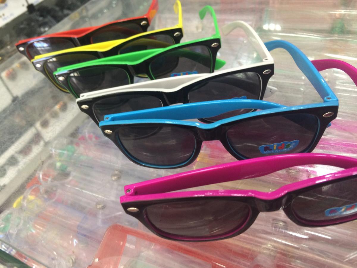 Zoom · Óculos de sol personalizado infantil 7288ddf44c