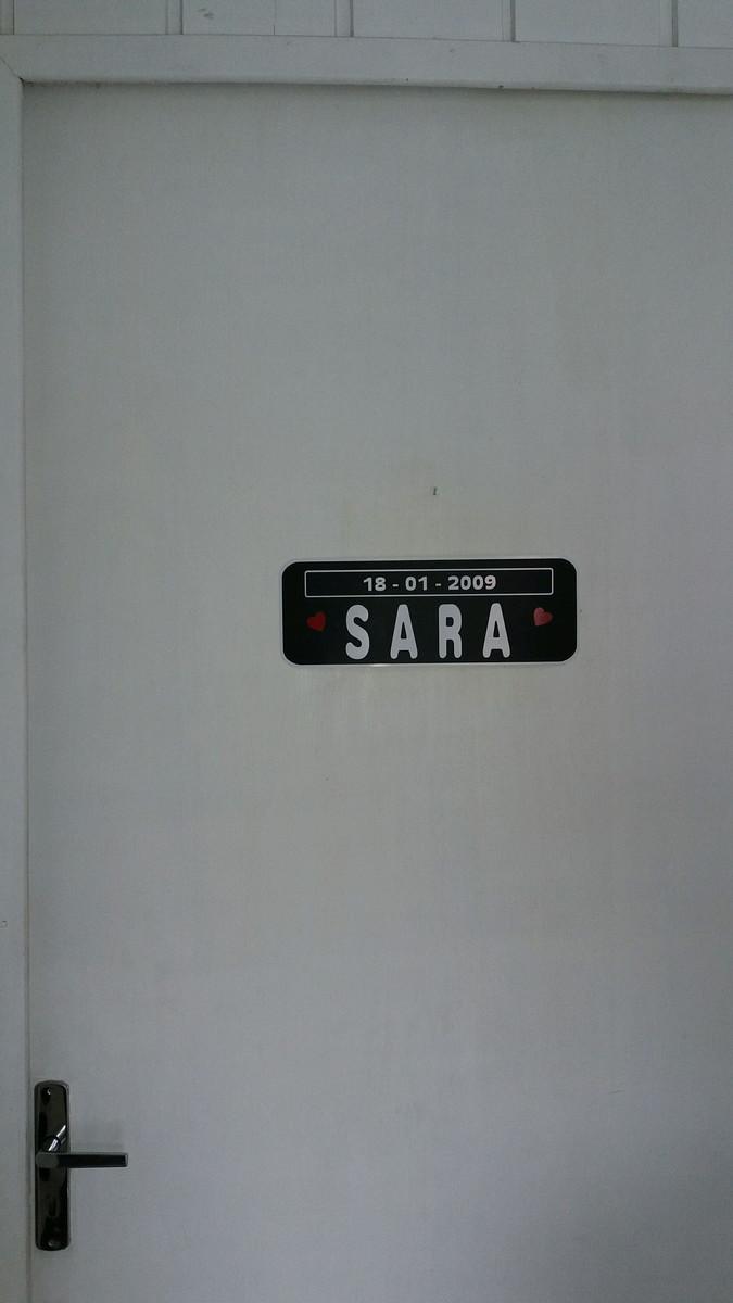 Placa Para Porta De Quarto Sala Cozinha No Elo7 Vanessa Serafim  -> Sala Quarto Cozinha Carro