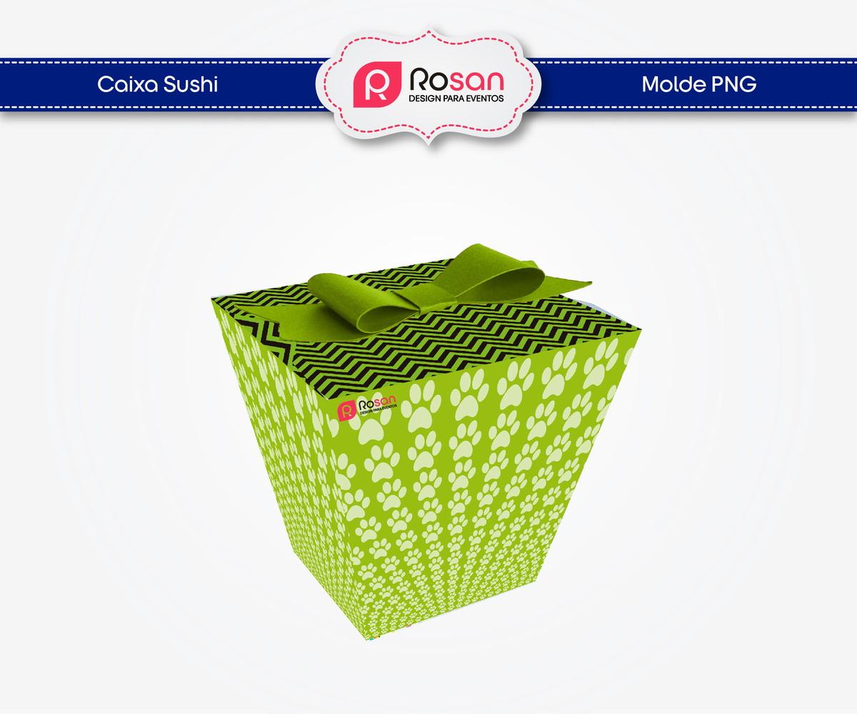 Molde caixa sushi png use no photoshop etc no elo7 rosan zoom ccuart Image collections