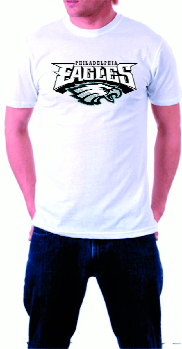43dba5f2ca Camiseta Philadelphia Eagles Camisa Futebol Americano Nfl no Elo7 ...