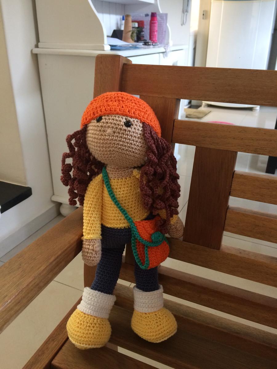 Boneca amigurumi | Bonecas de crochê, Bonecas de croche amigurumi ... | 1200x900