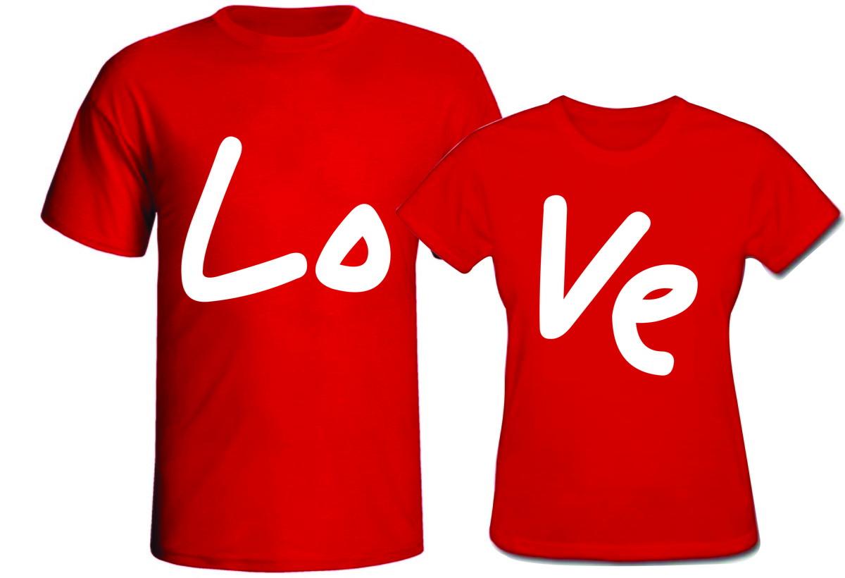 4f6eabe058ae8 Camisetas Namorados Amor Love Casal no Elo7 | Loja Das Camisetas ...