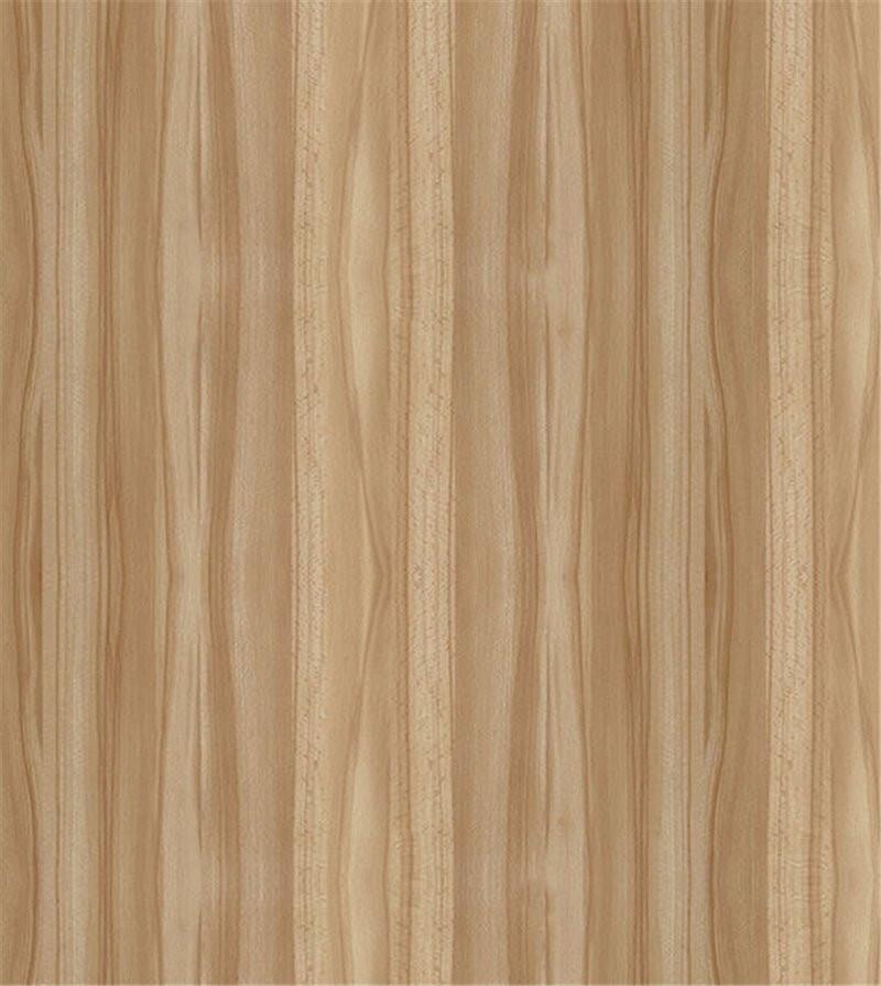 c23062e8b Papel de parede imitando madeira nobre em tons de bege no Elo7