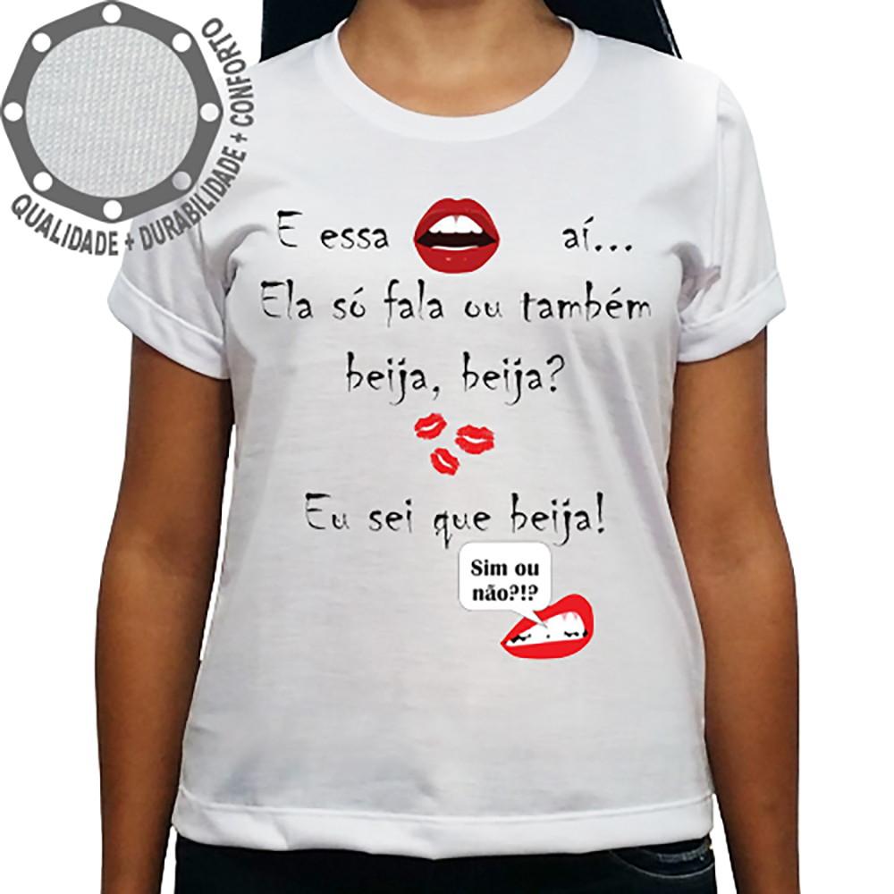 891a54335e Camiseta Carnaval Camisa E Essa Boca Aí ah01193 no Elo7