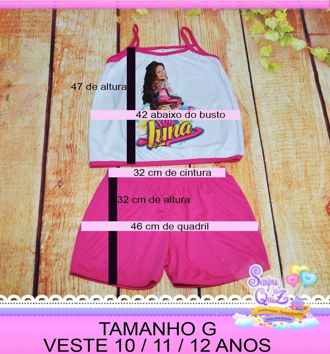 Baby Doll Soy Luna No Elo7 Sempre Quiz B70749