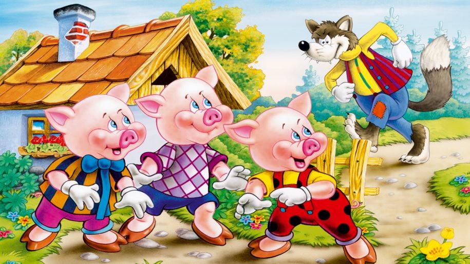 Painel 1 50x1 Os Tres Porquinhos No Elo7 Festa Expressa B76bfa